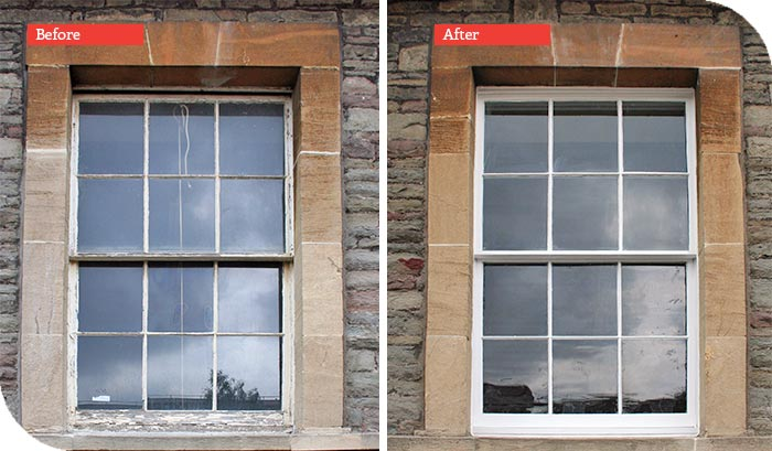 Sash Windows Renovation