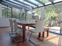 Sunny Glass Conservatory