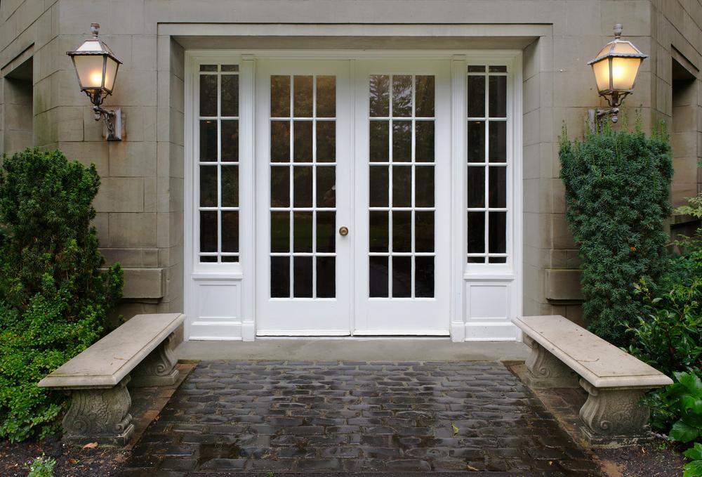 big-white-door & Wood Timber Oak Mahogany Doors Huddersfield u0026 Leeds
