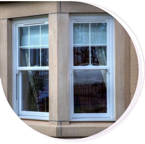 Timber Window Thornton