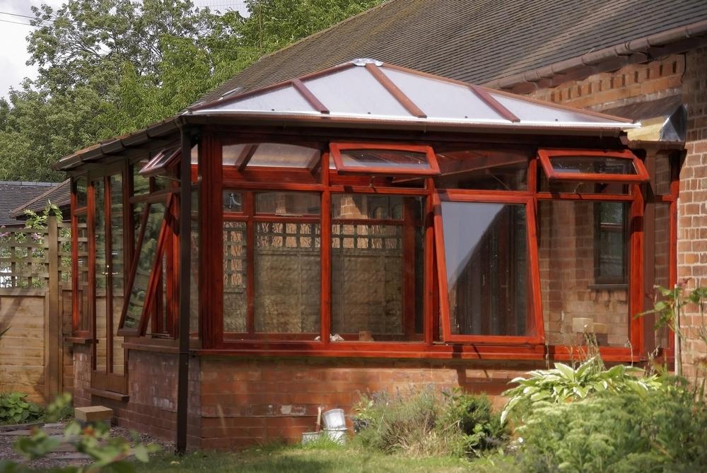 Wood Timber Oak Mahogany Conservatories Huddersfield