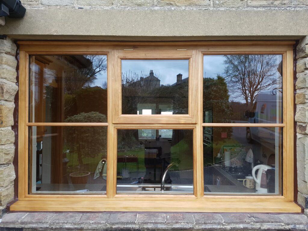 timber window manufacturer